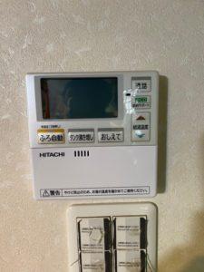 日立ハウステックエコキュートHHP-371HATから日立エコキュートBHP-F37SU|エコキュート交換工事|茨城県つくばみらい市伊奈東