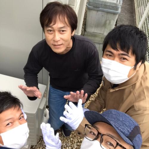 三菱電機温水器SRT-4667FU-BLからダイキンエコキュートEQN46VFV エコキュート交換工事 神奈川県厚木市毛利台