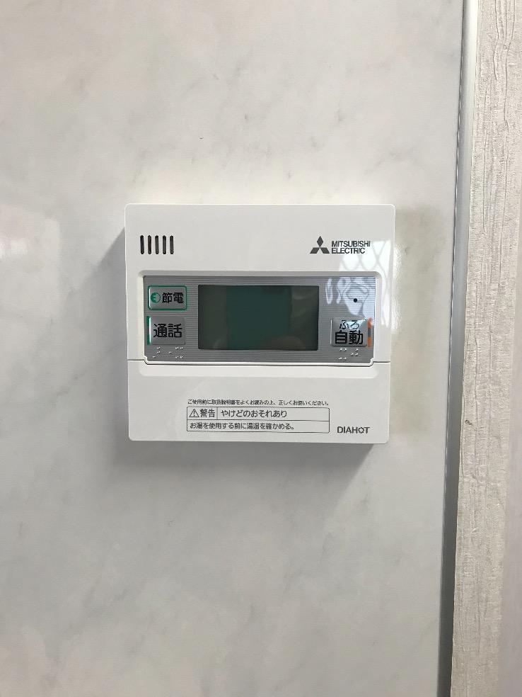 リンナイガス給湯器から三菱エコキュートSRT-W305D|ガス給湯器からエコキュート交換|千葉県袖ケ浦市蔵波
