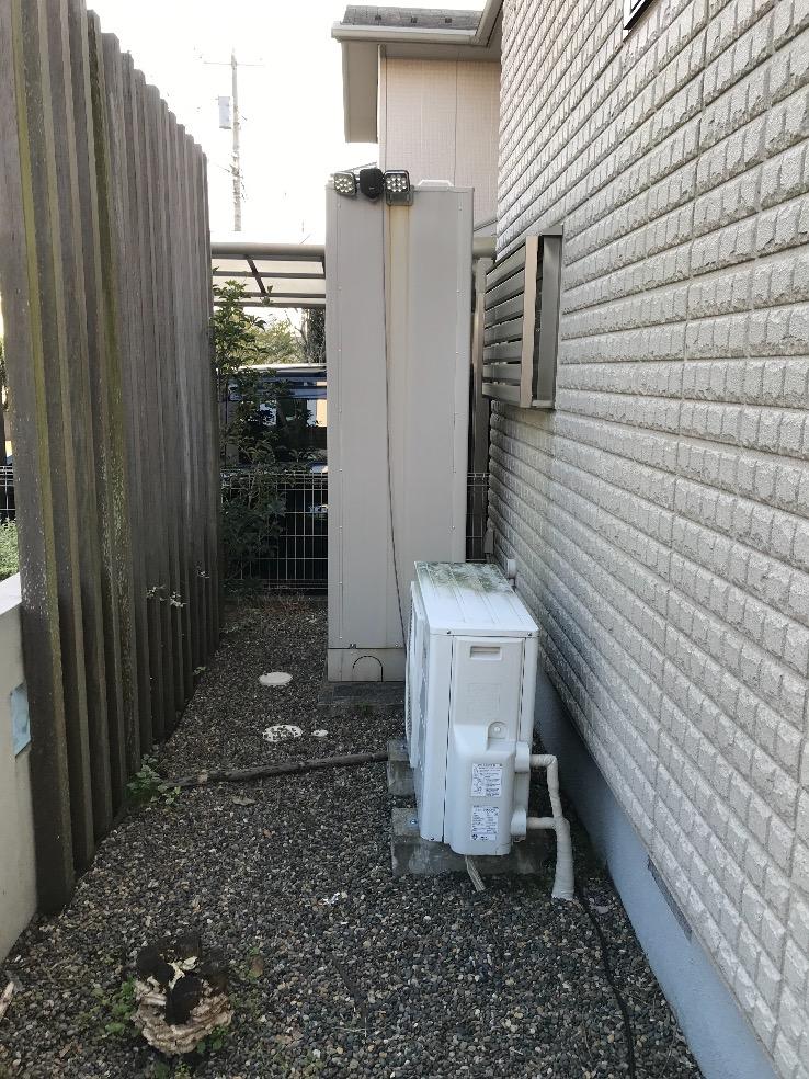 日立エコキュートBHP-F46DUからHITACHIエコキュートBHP-F46SU|エコキュート交換工事|千葉県千葉市緑区おゆみ野南