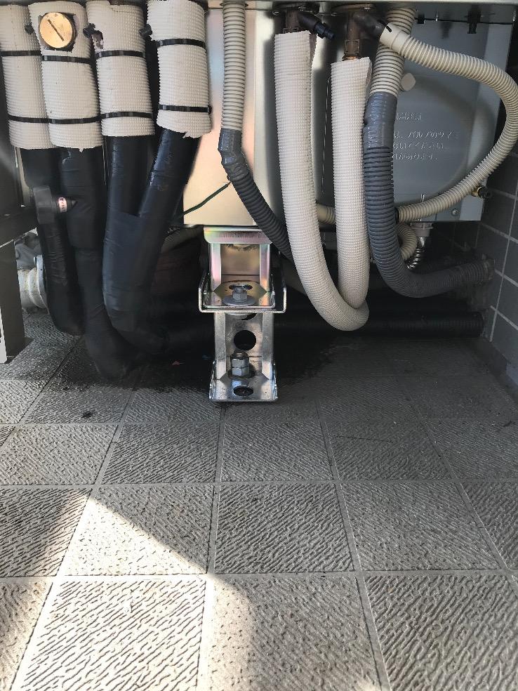 コロナエコキュートCHP-H3014AからCORONAエコキュートCHP-S30AY1-12|エコキュート交換工事|埼玉県さいたま市中央区上落合|マンション|ユアコート大宮