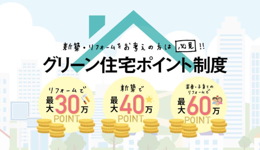 グリーン住宅ポイント制度でお得にエコキュート交換したい方へ