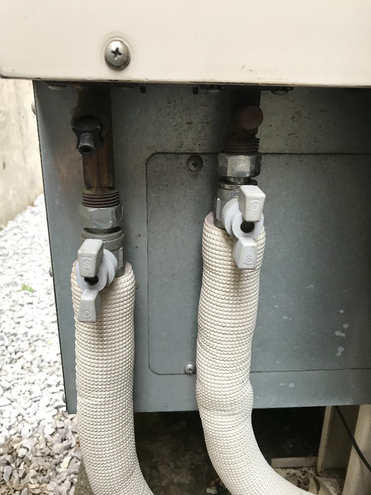 エコキュートの配管の水漏れでお困りの方へ