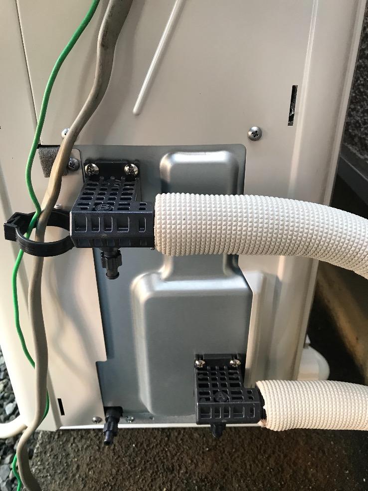 ダイキンエコキュートEQ37DFCVから日立エコキュートBHP-F37SU|エコキュート交換工事|茨城県取手市藤代南|