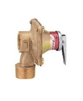 石油給湯器の安全弁からの水漏れにお困りの方へ